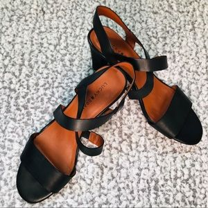 Lucky Brand Strappy Heels